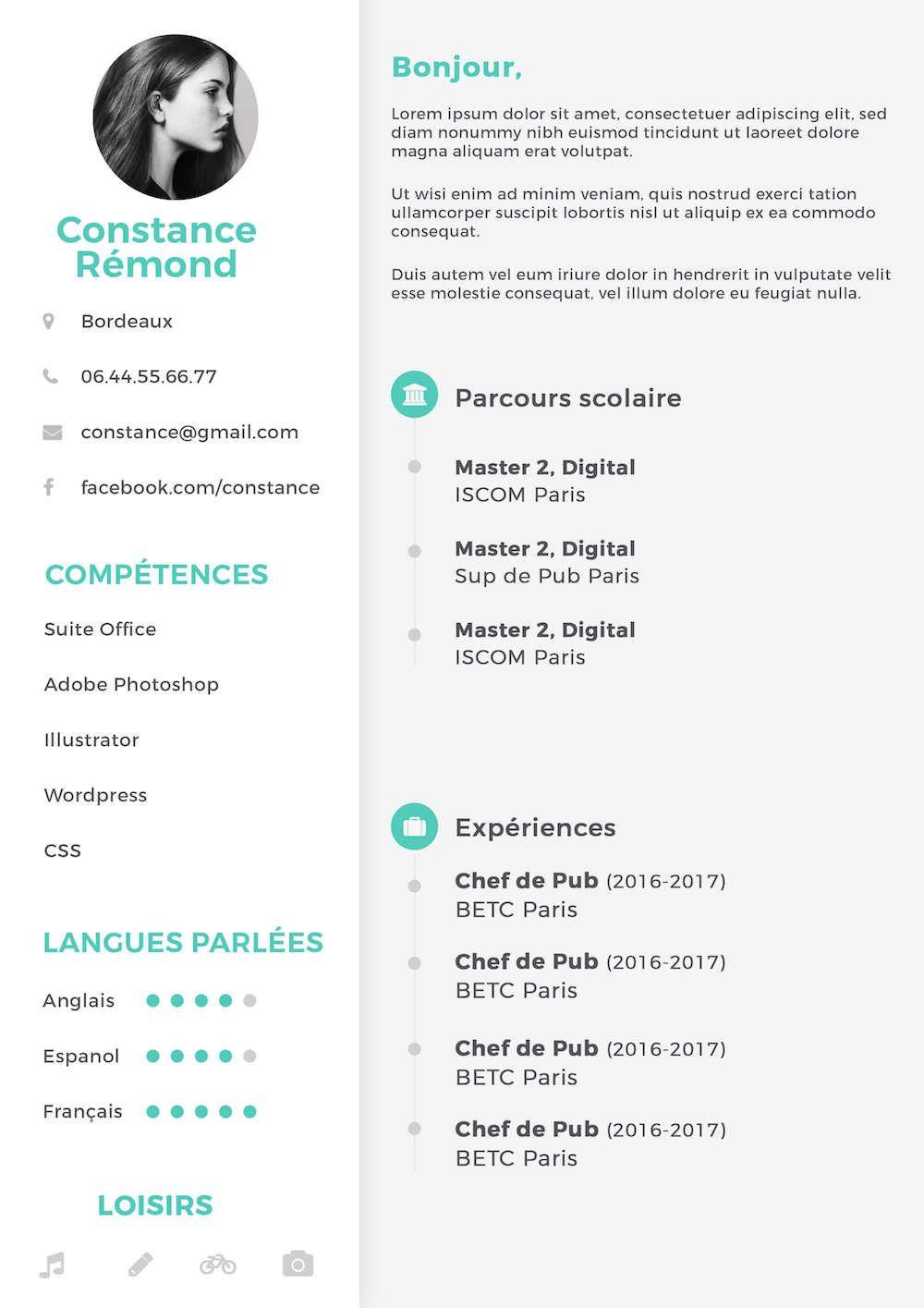 Il Etait Un Job The Blog Emploi Job Etudiant Recettes De Cuisine