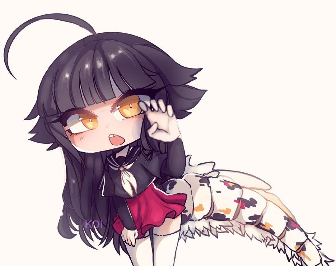 Polubienia 5 770 Komentarze 94 Koi Koishrimp Na Instagramie I Redesigned My Little Mascot Now In 2020 Cute Anime Character Cute Anime Chibi Cute Art Styles