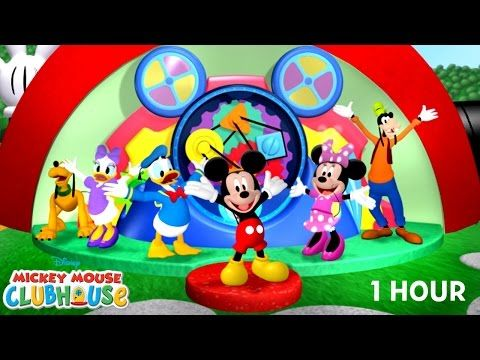 Hot Dog Dance 1 Hour Mickey Mouse Clubhouse Disney Junior