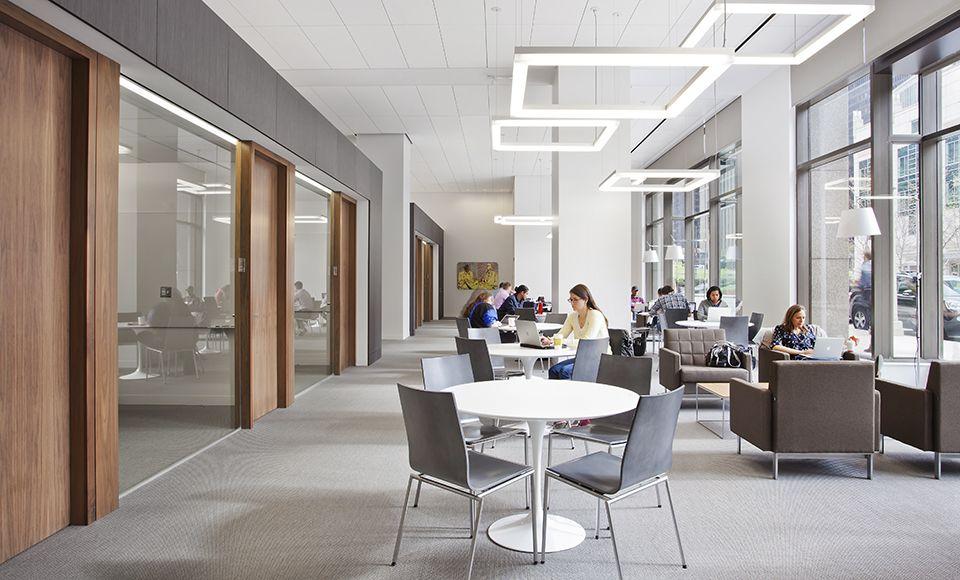 University Of Chicago Booth School Business Gleacher Center Annex