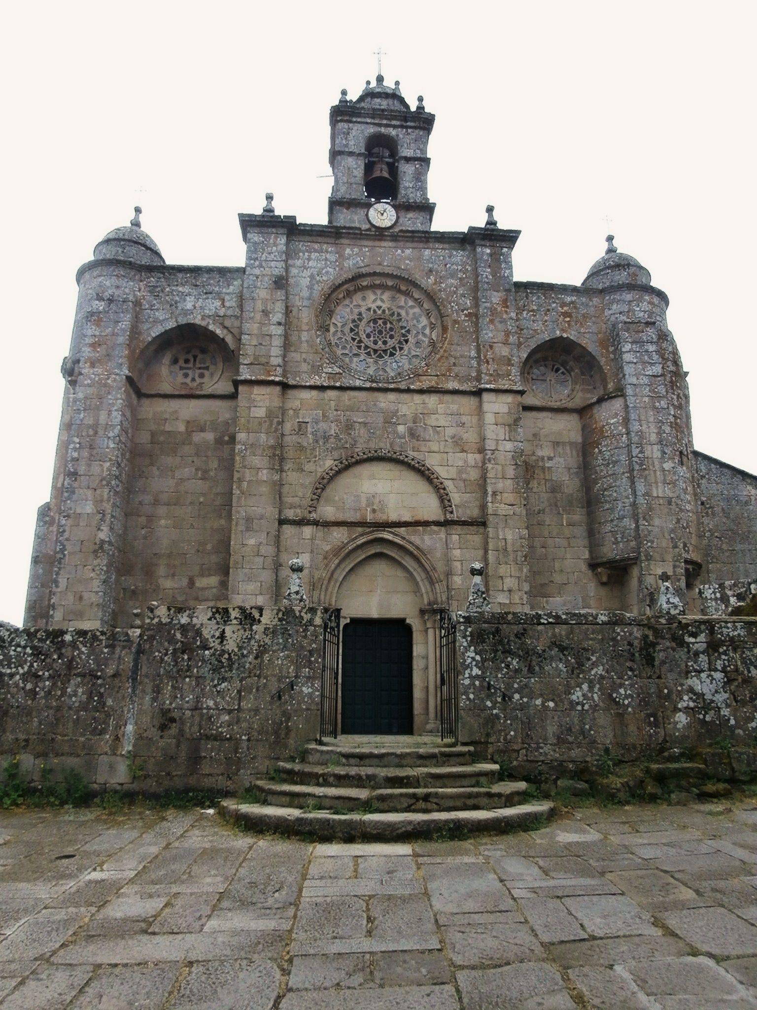 Iglesia Románica De Santa Mariña De Augas Santas En Allariz Iglesia Románica Santa Marina Iglesia