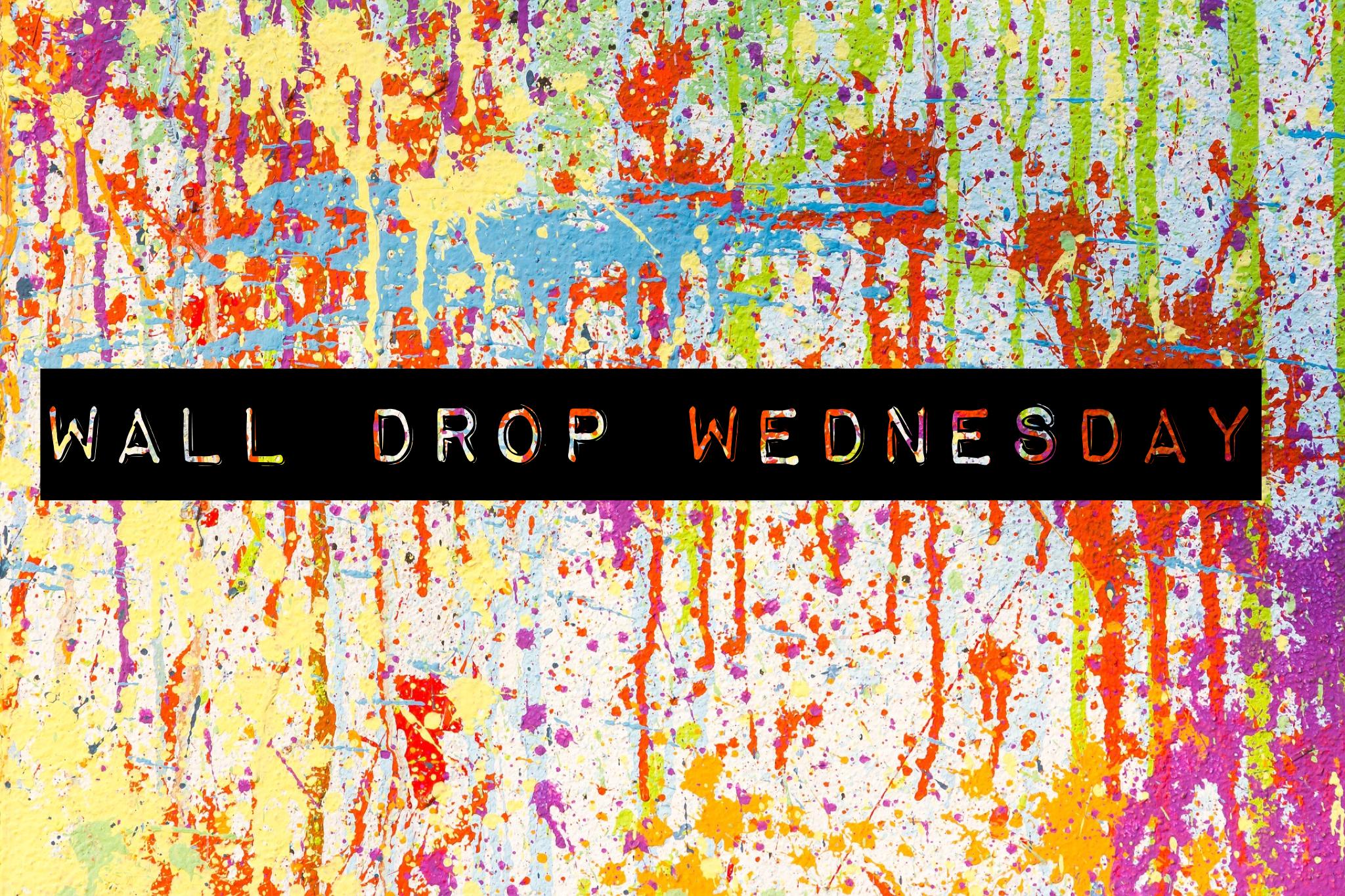 Wall Drop Wednesday Graphic Paparazzi Jewelry