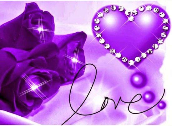 Imagenes De Amor Con Movimiento: Imágenes Bonitas De Corazones Y Rosas Con Brillo