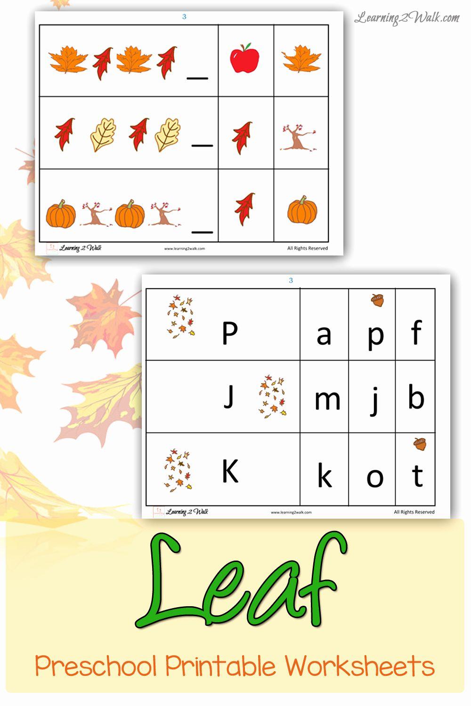 Worksheets For Preschoolers Printable Printable Preschool Worksheets Autumn Preschool Printables Preschool Printable [ 1500 x 1000 Pixel ]