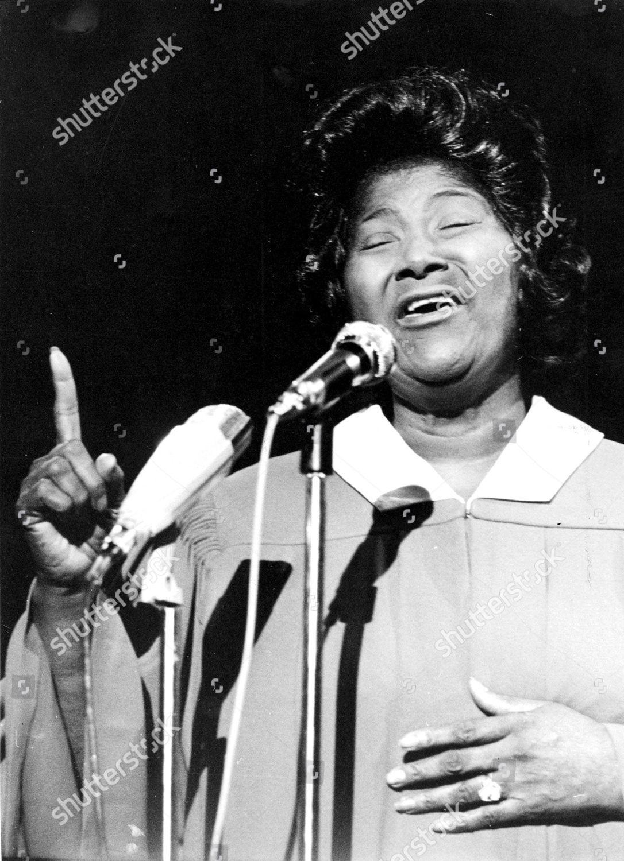 Mahalia Jackson, 1969 Mahalia jackson, Music legends