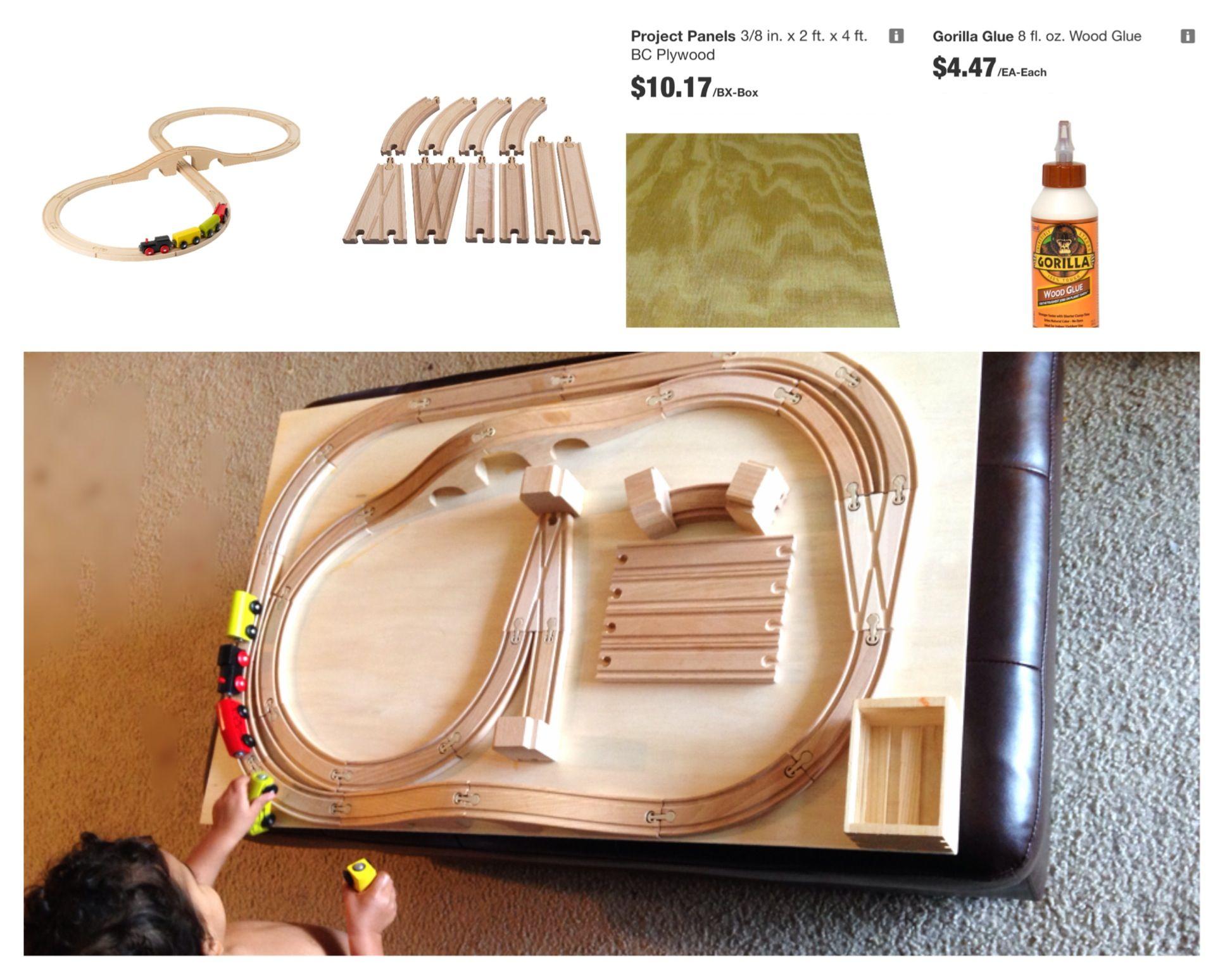 IKEA Lillabo basic train set $ 9 99 IKEA Lillabo rail set $ 6 99