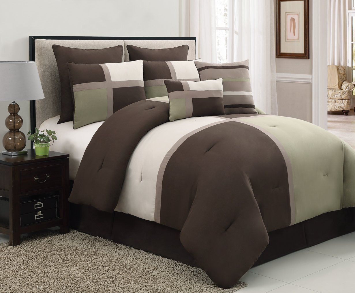 Contemporary Bedding Sets For Men