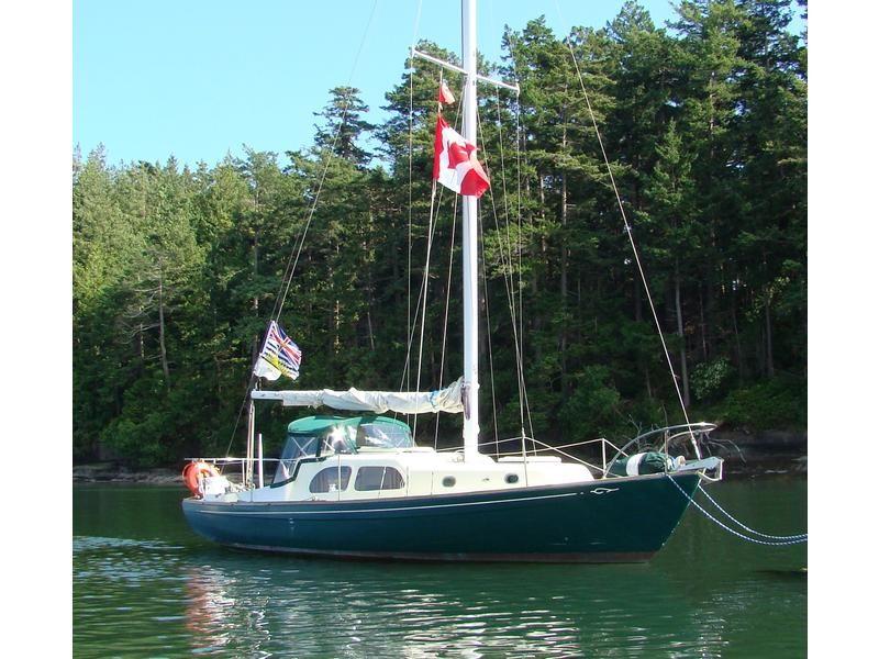 ISLANDER 29 - James Baldwin's Good Old Boat List - Built by
