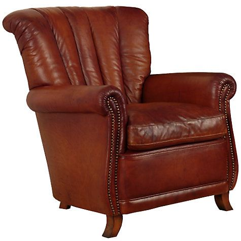 Surprising Buy John Lewis Ella Leather Armchair I Love This Chair Ncnpc Chair Design For Home Ncnpcorg