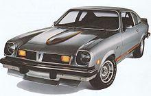 Pontiac Astre I Think I Love You Pontiac Chevrolet Vega