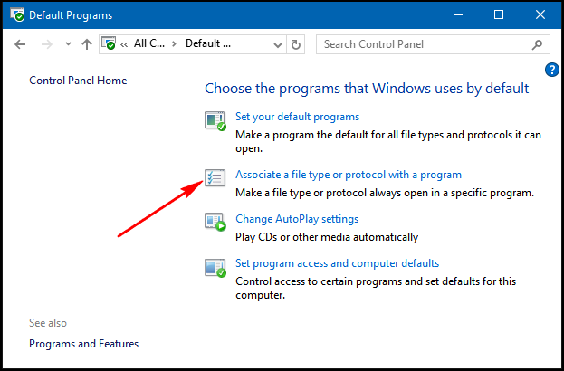How To Change The Default Pdf Reader In Windows 10 Windows Programs Windows 10 Windows