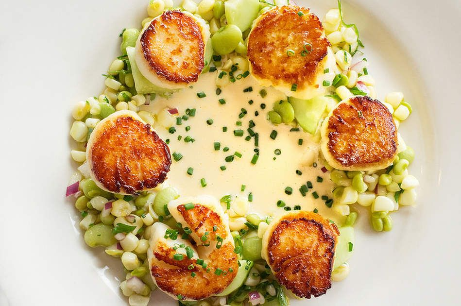 Find this Spectacular Scalloped Scallops recipe and over a million other food and drink recipes at www.reciping.com