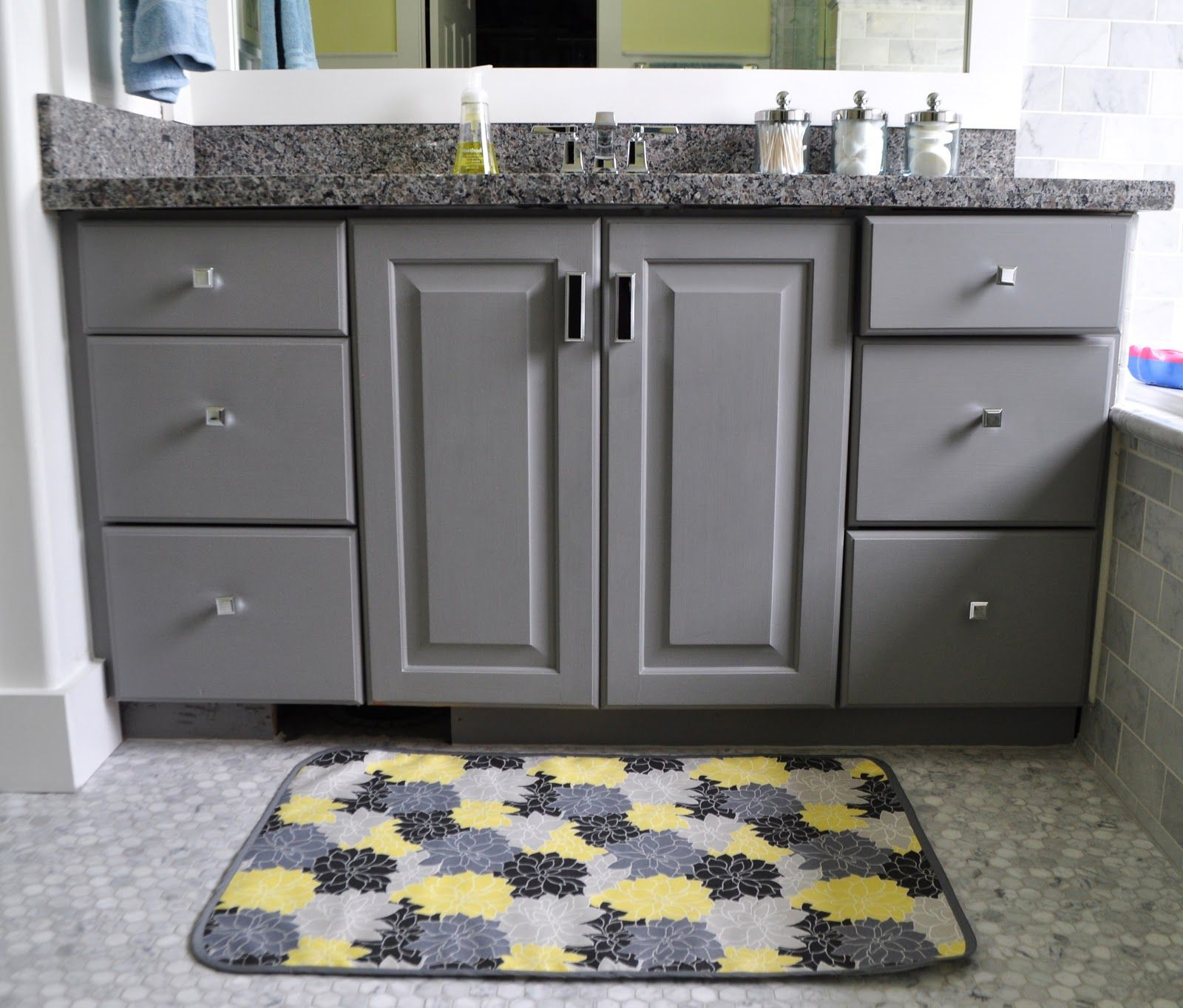 jd i beautiful on view fresh vanity pics as impressive grey double corner gr sink detailed with bathroom within