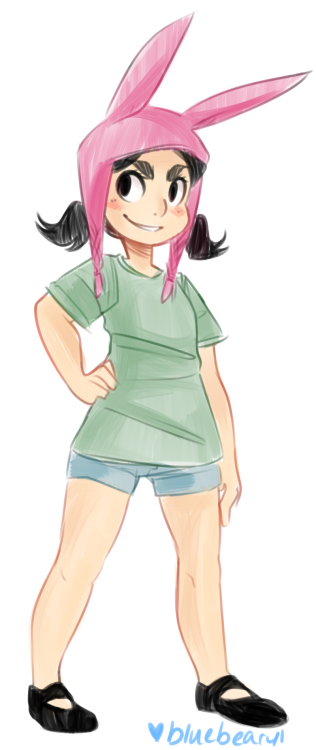 Bob S Burgers And Related Miscellany Bobs Burgers Tina And Jimmy Jr Character Design