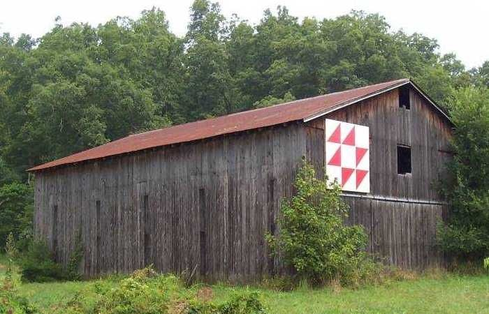 Old Kentucky Barn Quilt Trail