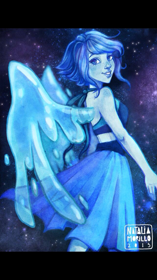 Steven universe on pinterest lapis lazuli cartoon