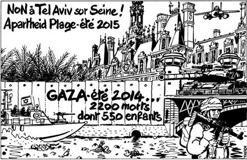 Sayed Hasan: Troisième-Reich-sur-Seine : la tradition collaborationniste française