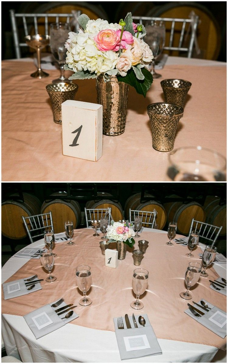 Romantic wine country wedding by david pascolla photography
