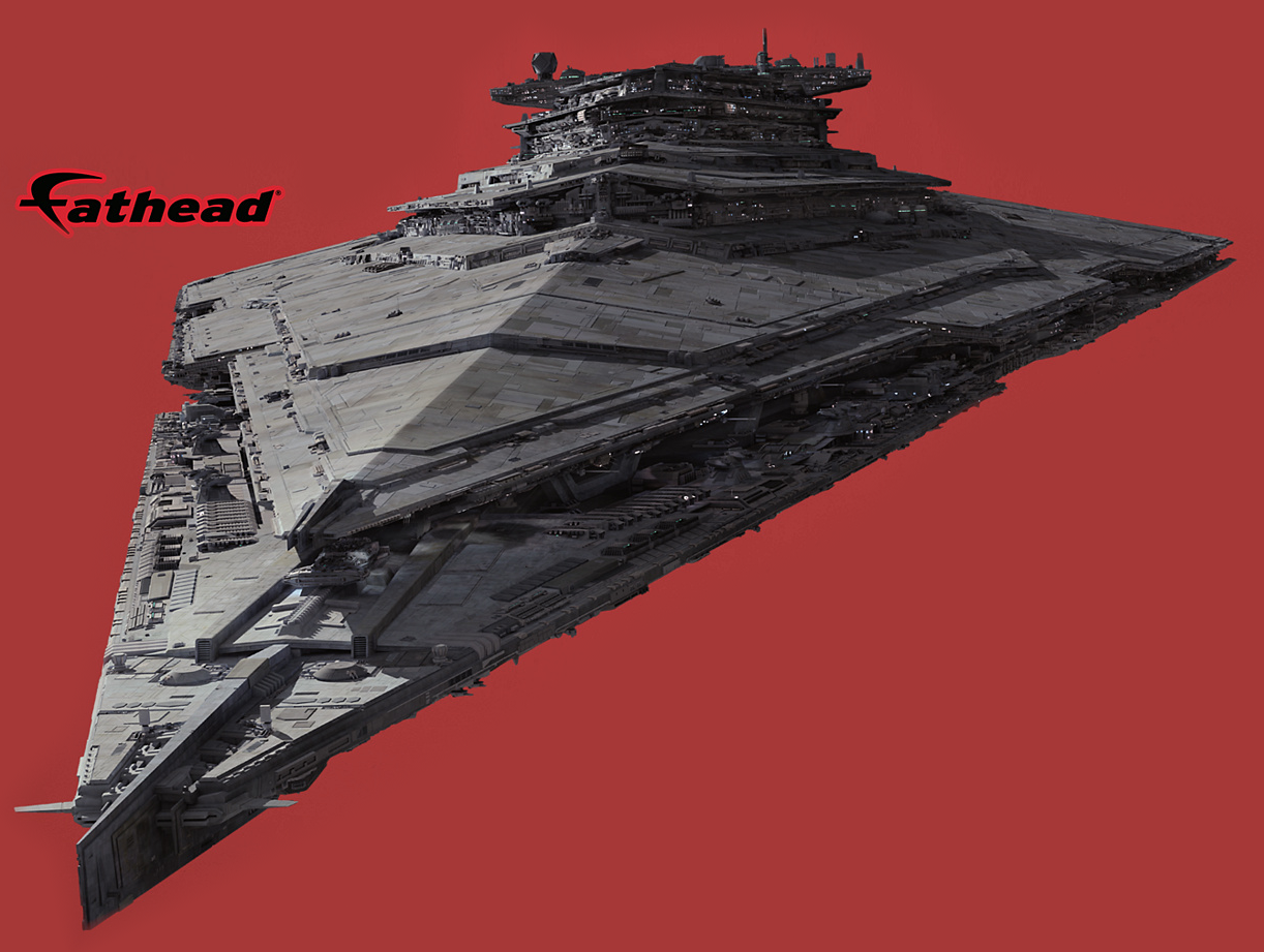 New Image of The Star Destroyer in THE FORCE AWAKENS and More
