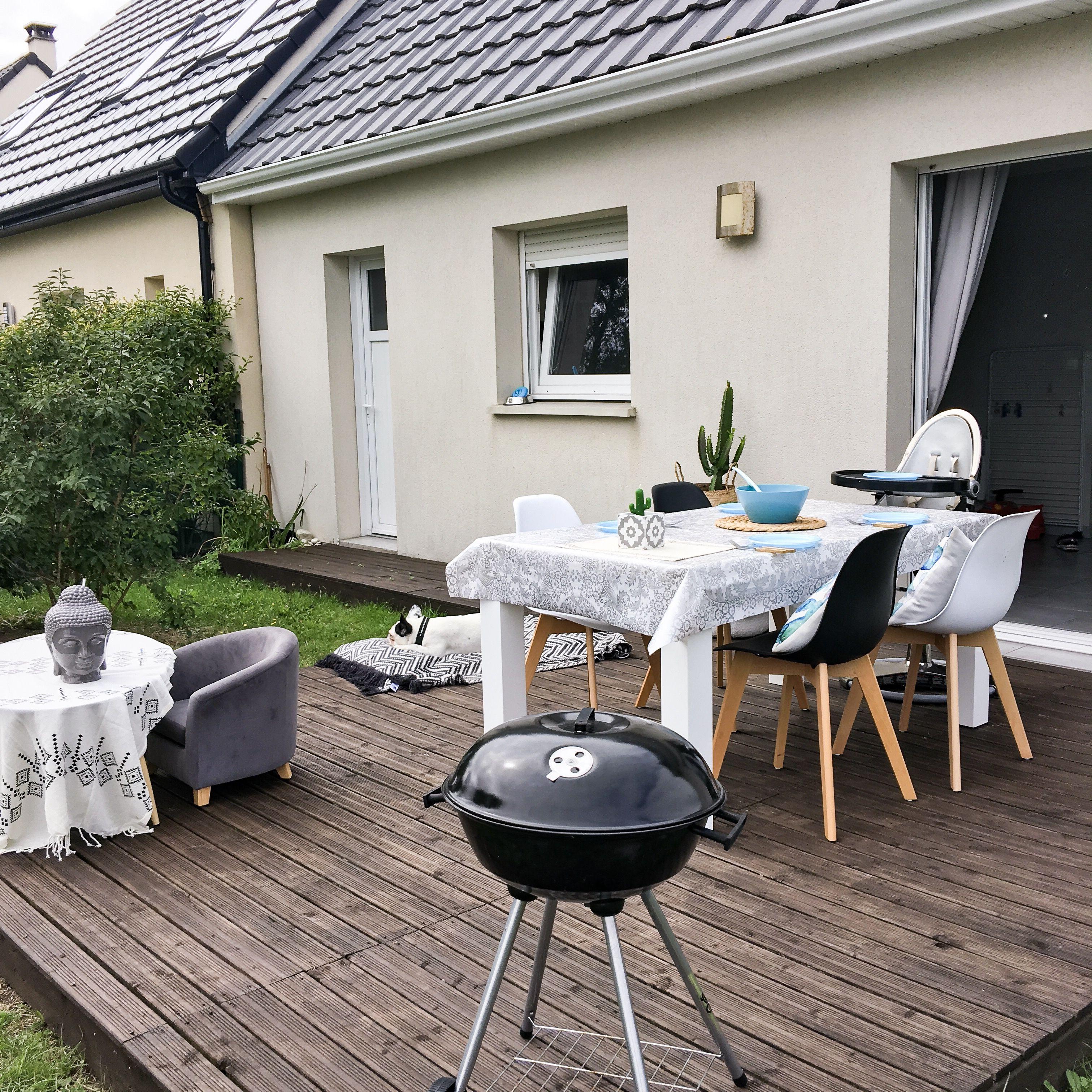 Decoration Exterieure La Foir Fouille Amenagement Soiree Outdoor Tables Outdoor Furniture Patio
