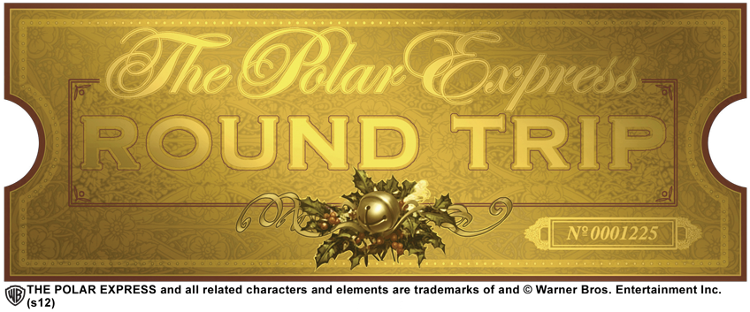 So Can T Wait We Re Going In December Polar Express Party Polar Express Train Ride Polar Express Train
