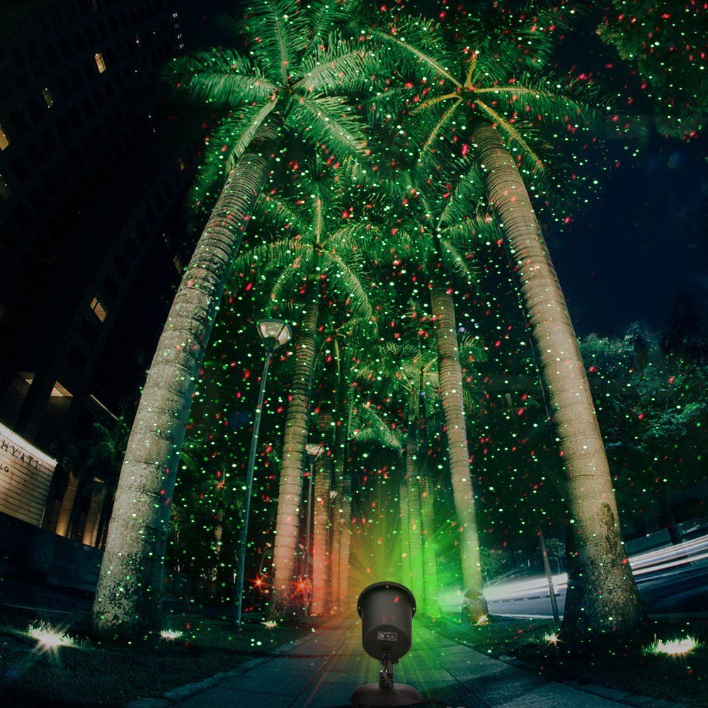 Amazon.com: Laser Light, Waterproof Red & Green Laser Light ...