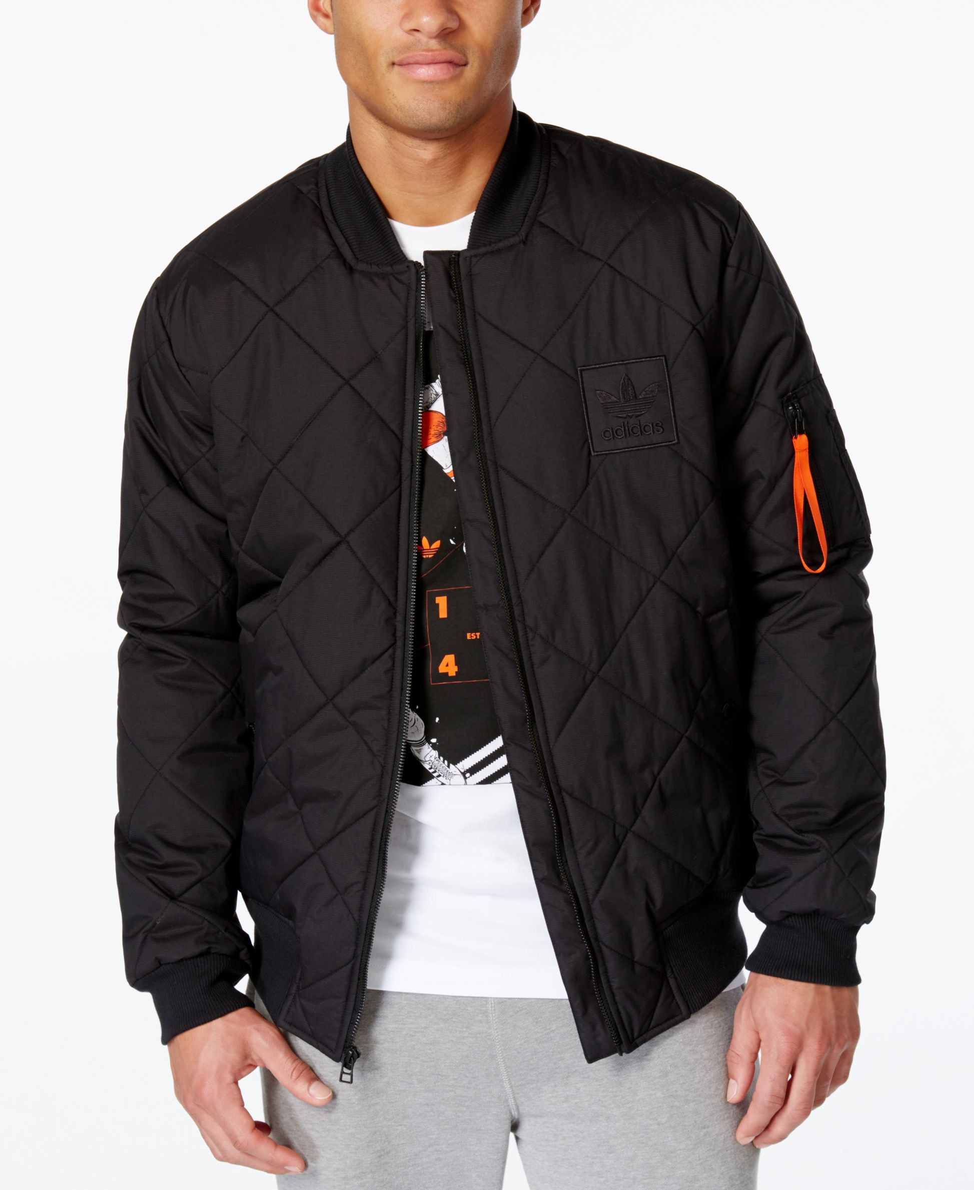 adidas fashion jacket