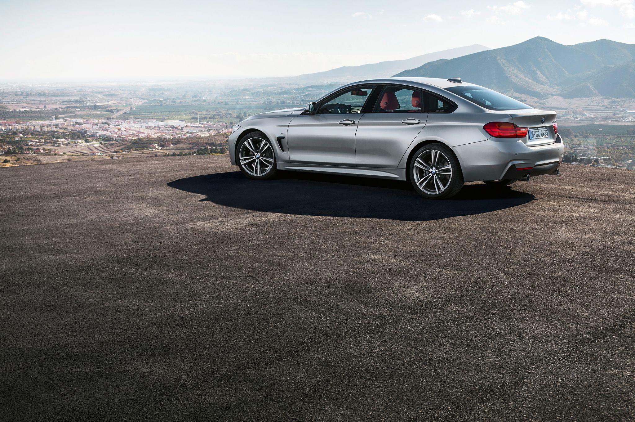 BMW 435i Gran Coupe M Sport Новости