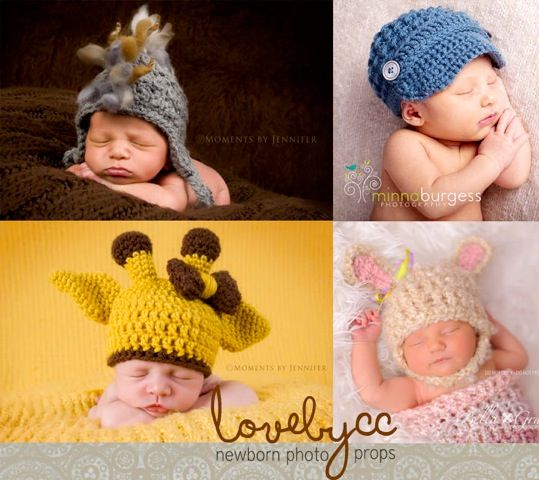 hats- see what you could make Kristen?