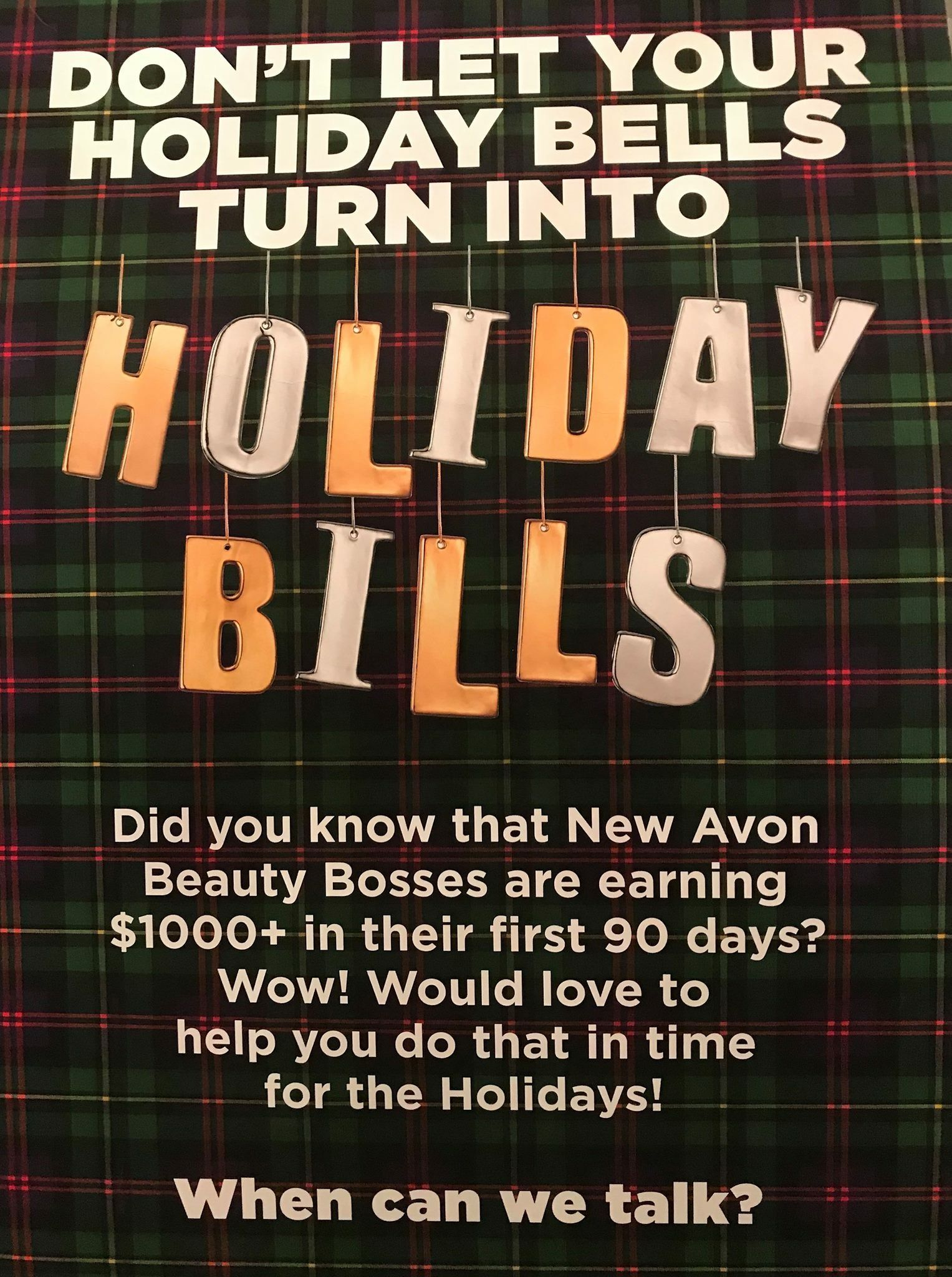 Need Extra Money Avon Is An Awesome Way To Make That