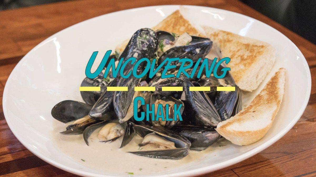 Chalk Oklahoma Restaurants Food To Make Oklahoma