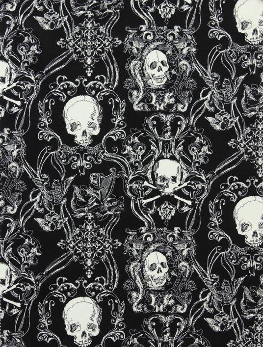 The fabric for my bathroom curtain!