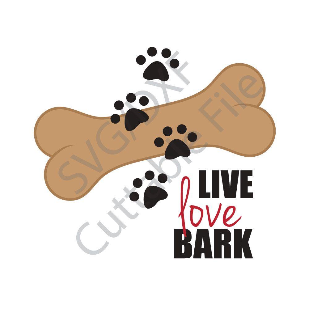 Download Live Love Bark - Print Art   Art prints, Art, Live love