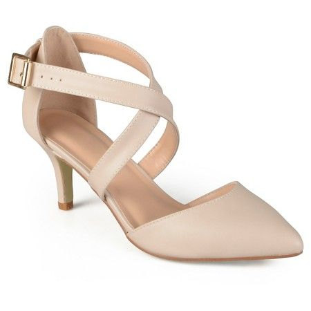 71e9335ff85 Women's Journee Collection Riva Pointed Toe Matte Pumps : Target ...