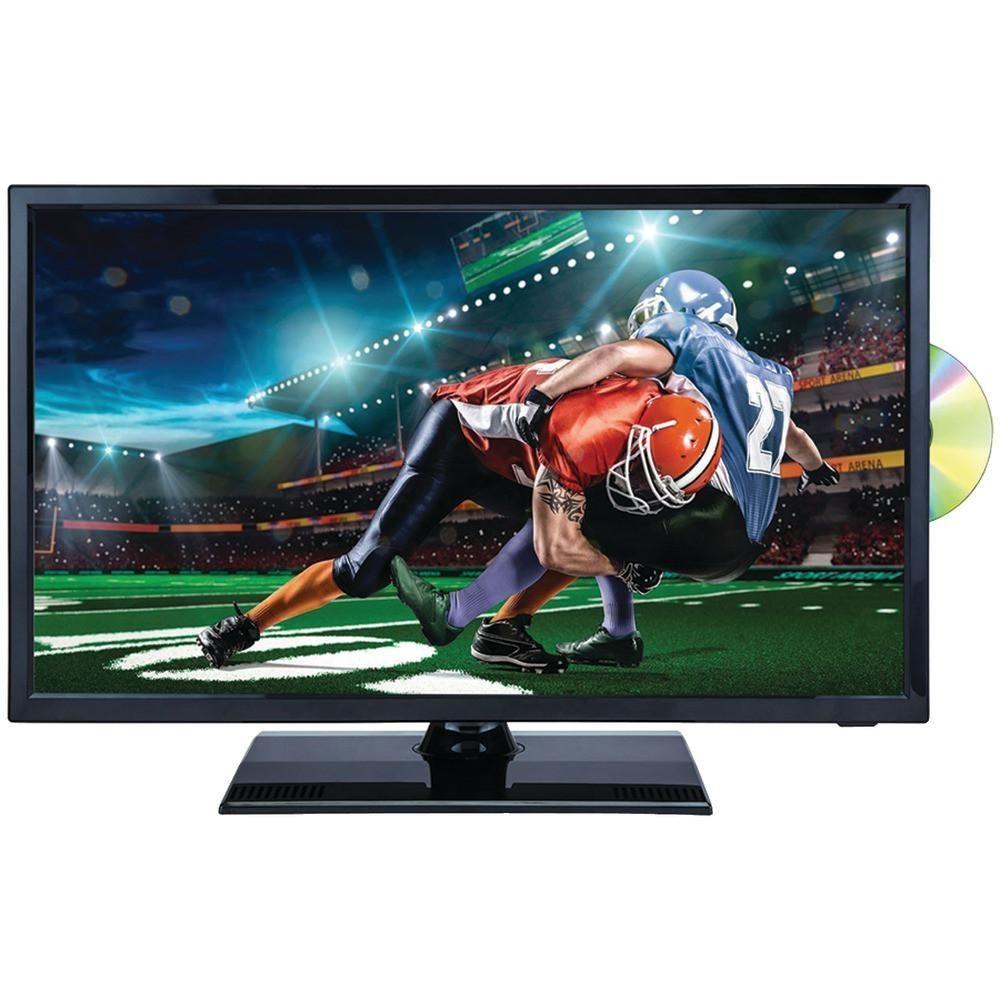 Naxa 22 1080p Led Tv And Dvd And Media Player Combination With  # Meuble Tv Nexus