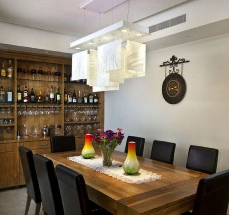 Dining Room Lighting For Low Ceilings