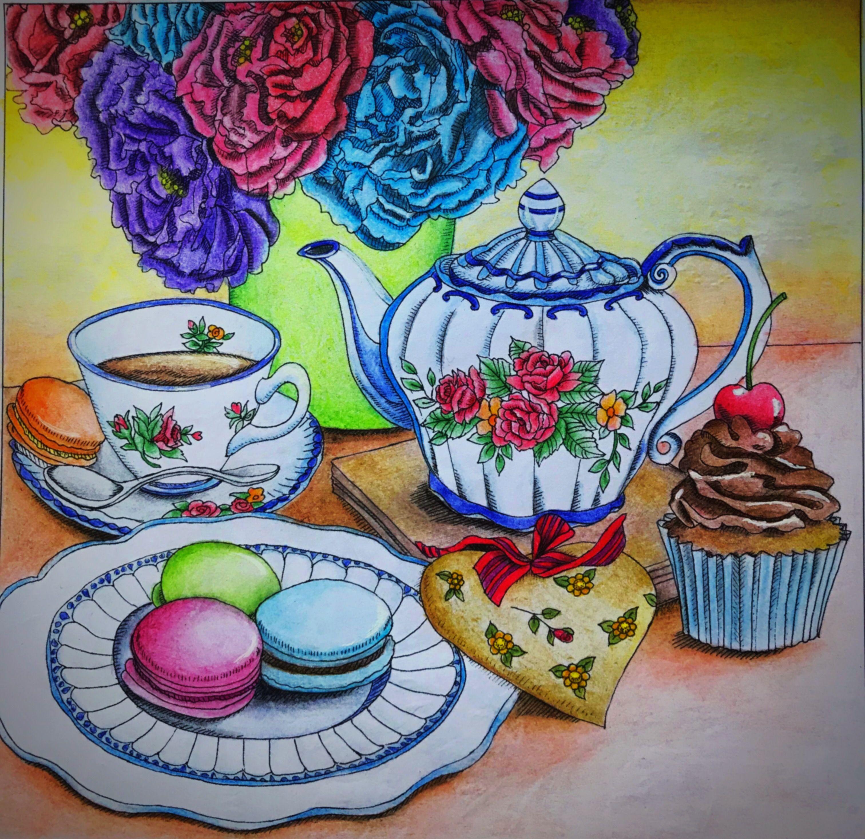 Раскраска «цветы и мечты» (с изображениями) | Раскраски ...