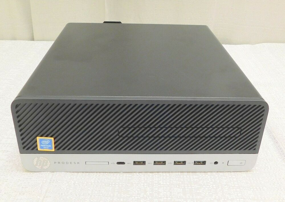 eBay #Sponsored HP ProDesk 600 G3 SFF - Pentium G4560 - 16GB