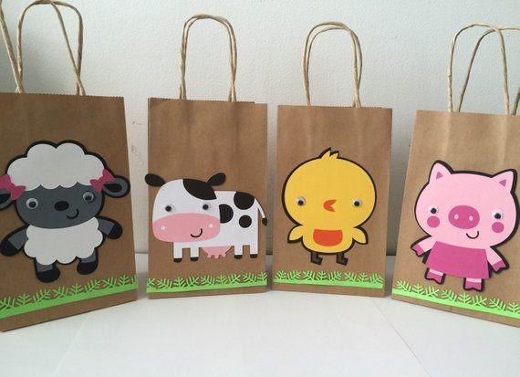 Animal Farm Goo Bag Products Birthday