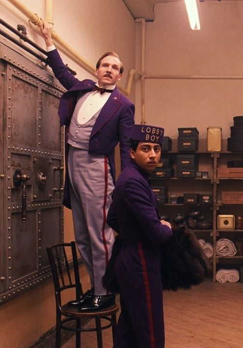 The Grand Budapest Hotel Grand Budapest Hotel Wes Anderson Budapest Hotel