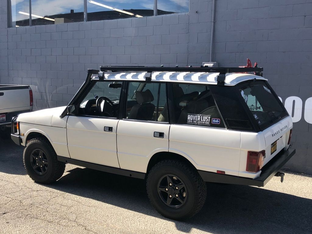 Land Rover Range Rover (19701996) Slimline II Roof Rack