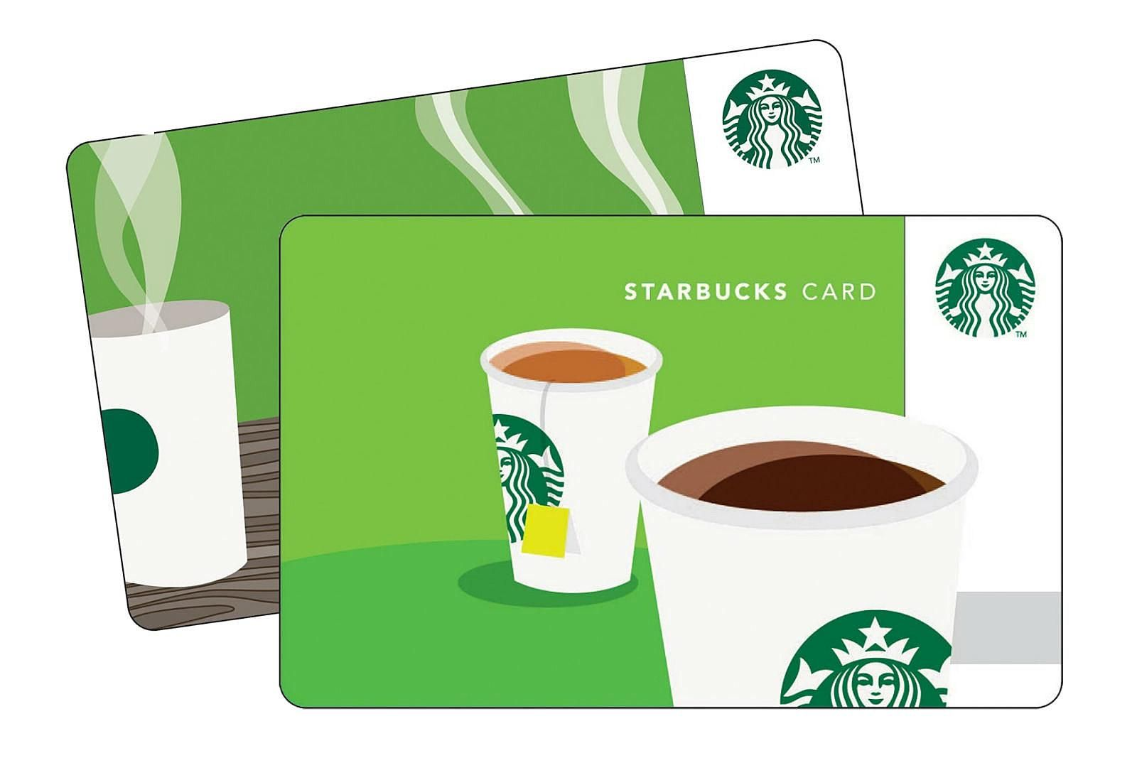 5 Coffee Gift Cards