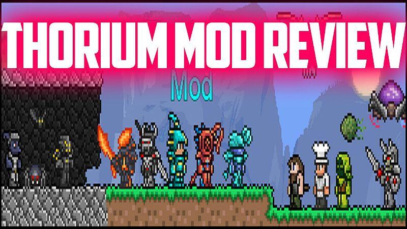 Thorium Mod, Calamity or Spirit? – Terraria | Game