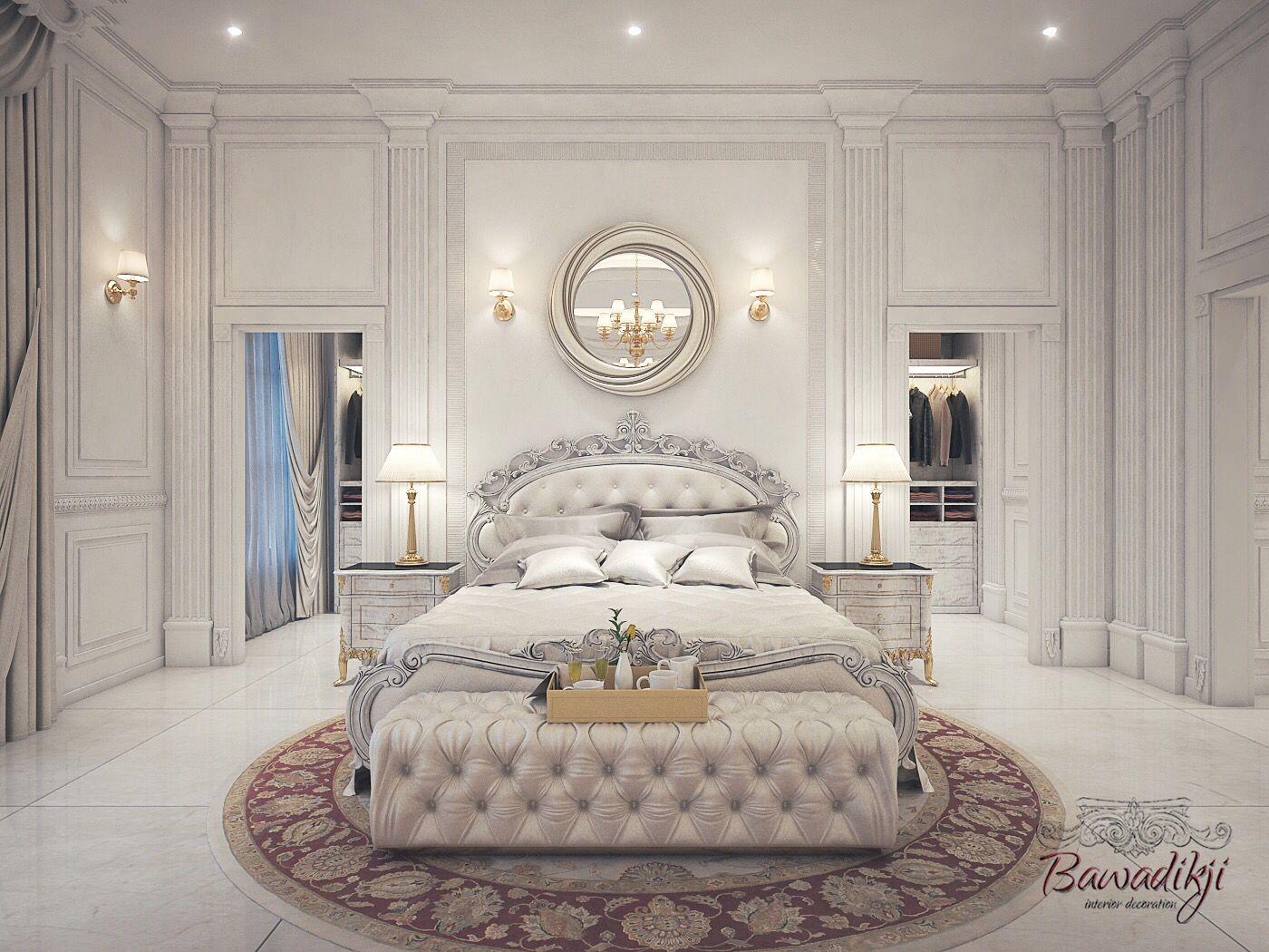 Master Bedroom Abudhabi Uae New Classic Style Classic Master Bedroom Master Bedroom Design Classic Bedroom Main bedroom ideas new