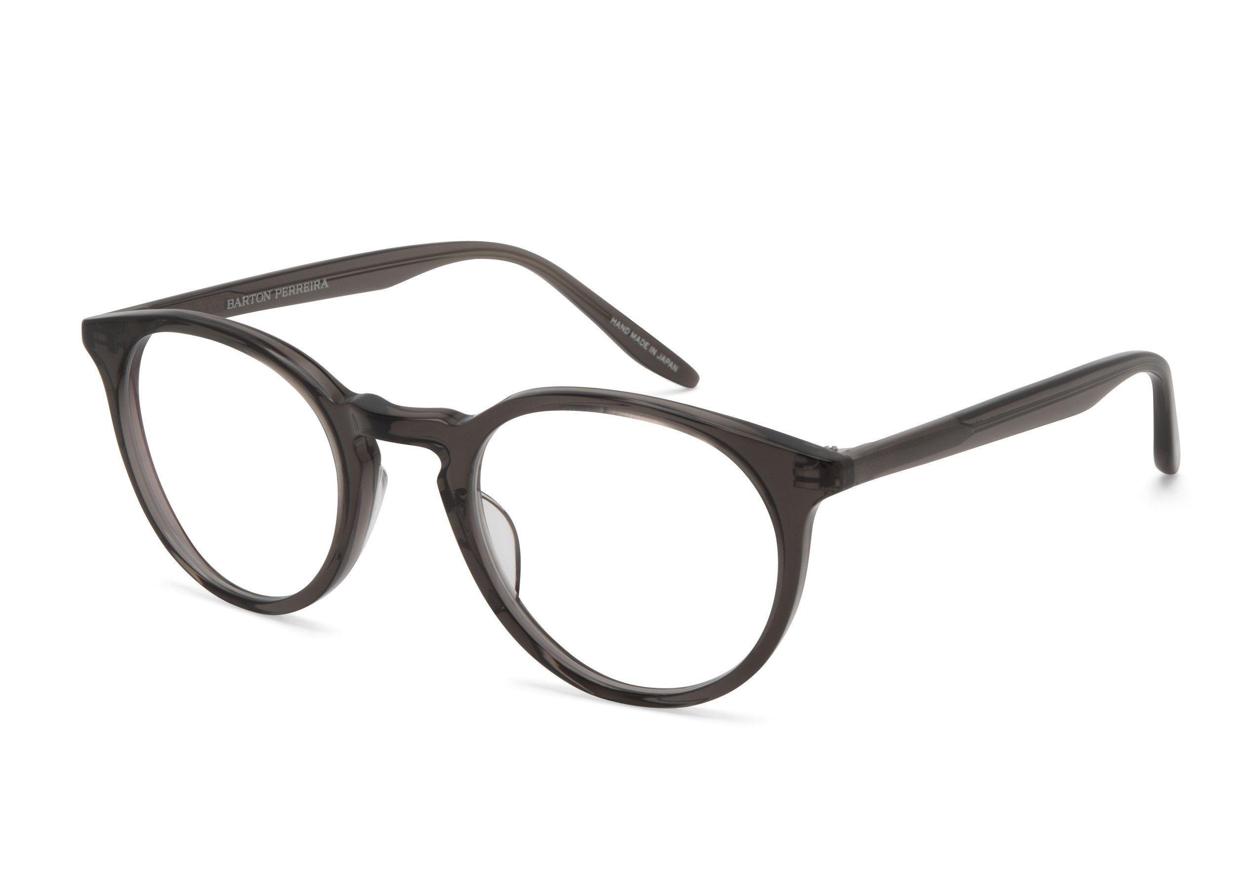 PRINCETON ROUND-FRAME GREY Prescription Glasses | Pinterest