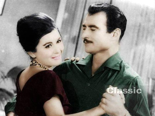 Egyptian Actress Soad Hosny Ahmed Mazhar Dancing سعاد حسنى وأحمد مظهر Egyptian Movies Movie Stars Old Pictures