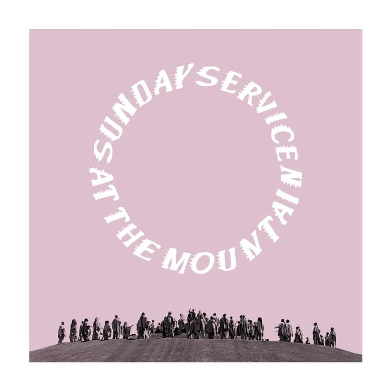 Kanye West Sunday Service At The Mountain Album Art Poster Etsy Kanye Kanye West Album Art