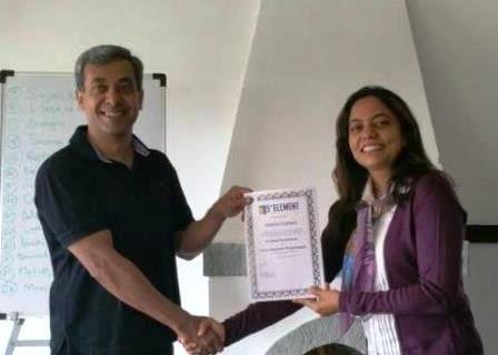 Congratulations Farheen Karkera, Coach & Behavioural Skills Trainer, on receiving your Prestigious NLP Practitioner certification.  #NLP #Training from Anil Dagia in #Mumbai, #Pune ( #India ) #ICF #NLP #PRACTITIONER #DUAL #Certification #Life #Coach Training  FEB #Pune - http://www.anildagia.com/training-calendar/icf-certification/anil-dagia-s-icf-nlp-practitioner-dual-certification-training-feb-2017-pune