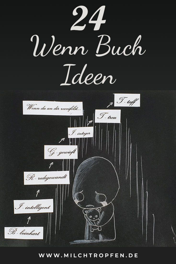 Das Wenn Buch | Wenn Buch - Die besten Wenn Buch Ideen | what if ...