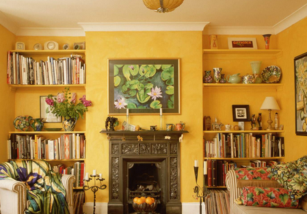 Decoration Details: Great Interior Decorating Ideas for 2013 #interiordecortating #glasstile #tile